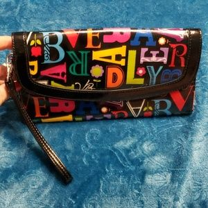 Vera Bradley Opening Act Wristlet From A to Vera